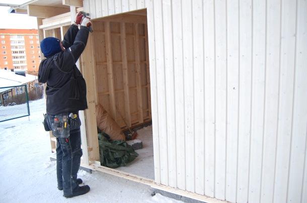 Astor Bygg gör klart förskola på Seglaregatan i Göteborg