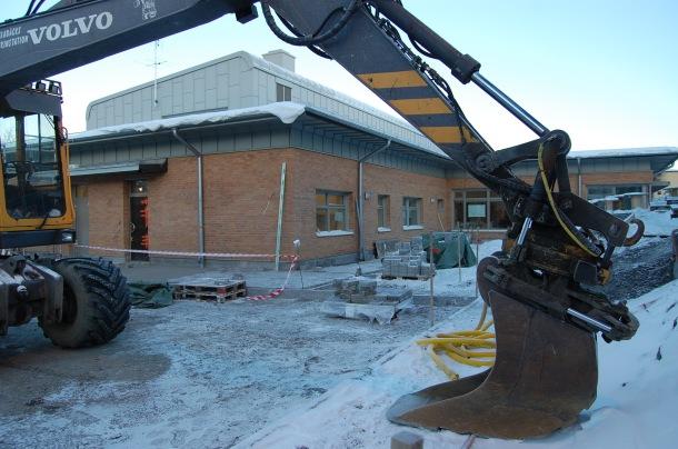 Ny förskola på Temperaturgatan